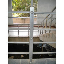 Bar SS Stairs Railing