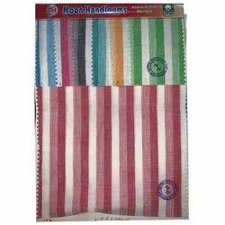 44inch Striped Khadi lkg Lines Fabric