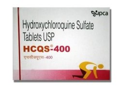 hcqs Hydroxychloroquine, Packaging Type: Strips