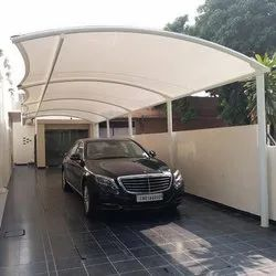 Canopy Tensile Fabric Structure
