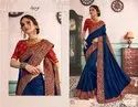 Elegant Fancy Trendy Party Sarees