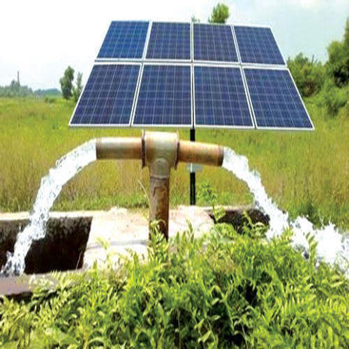 Aluminum Solar Irrigation Water Pump Structure Rs 80