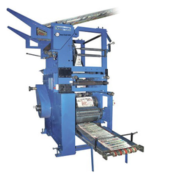 8 Page Web Offset Newspaper Printing Machine