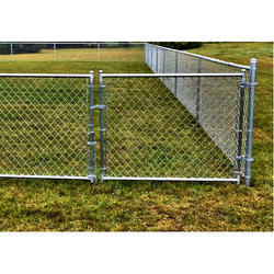Chain Link Fencing - Link Fence Latest Price, Manufacturers