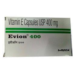 Vitamin E Capsule USP 400mg