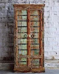 Hotel Bedroom Furniture - Indian Vintage Wardrobe & Armoires - Resort Bedroom Wardrobes