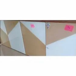 Saint Gobain Plain Lacquered Glass, Thickness: 3.5-12mm