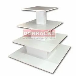 Donracks Four Level Display Unit