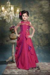 Designer Kid's Gown