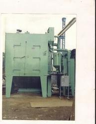 Chamber Type  Shot Blasting Machine
