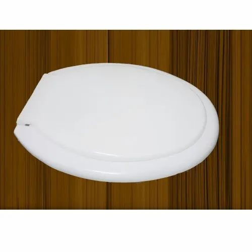 Outstanding Plastic White Toilet Seat Cover Customarchery Wood Chair Design Ideas Customarcherynet