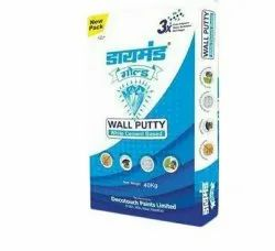 Diamond Wall putty, For Interior