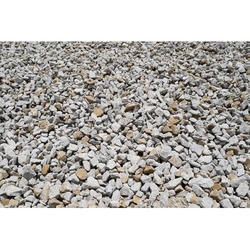 Grey Lime Stone Granules, Packaging Type: Loose, Lump