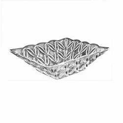 Polycarbonate Square Platter