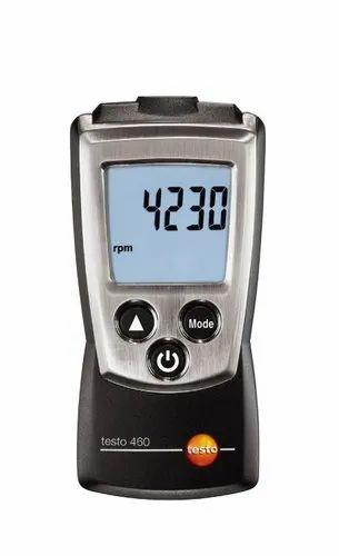 testo 460 - Pocket-sized RPM meter