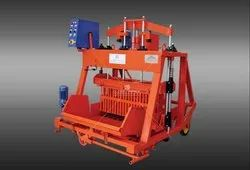 Movable Block Making Machine