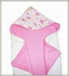 Baby Hoodie Blanket