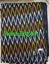 Unstitched Ikat Fabric