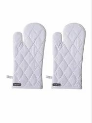 Cotton Oven Mitts Set