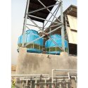 Jyoti Three Phase Bottle Shaped Cooling Tower, 380-415 V, Cooling Capacity: 150 Tr