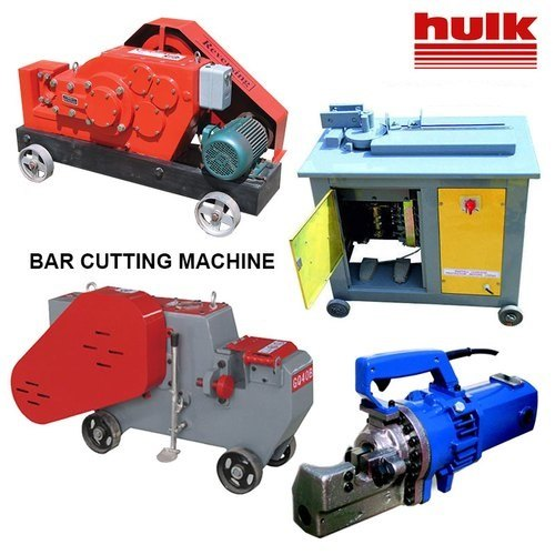 Bar Cutting Machine, Model Name/Number: RC-25, Warranty: 1 Year