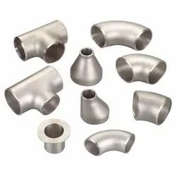 304 Stainless Steel Pipe Fitting, Material Grade: SS304