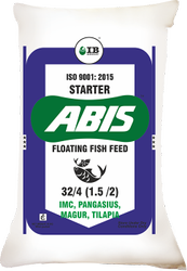 ABIS Starter Floating Fish Feed