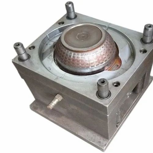 Stainless Steel Injection Molding Plastic Bowl Mould