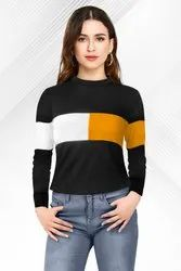 Ofira Fashion Full Sleeve Trendy T shirt