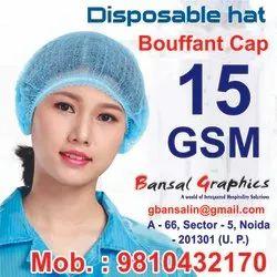 bouffant or disposable cap