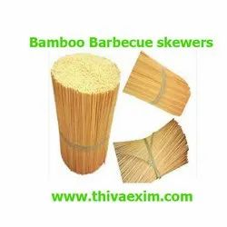 Bamboo Barbecue Skewers