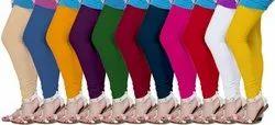 Cotton Blend Straight Fit MI womens leggings
