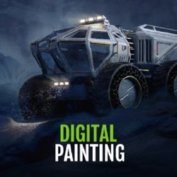 Digital painting classes