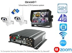 School Bus Camera CCTV Systems