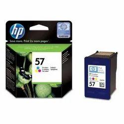HP 57 Tri-Color Original Ink Cartridge (C6657AA)