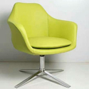 Stainless Steel Color Options Living Room Chair, Back Style: Cushion