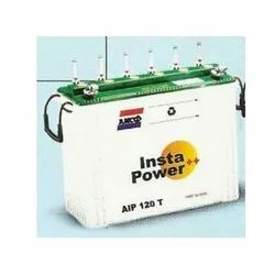 Amco Insta Power AIP 120T Inverter Battery, Packaging Type: Carton Box