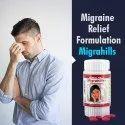 Migrahills- Herbal Migraine Relief Formula - 60 Tablets