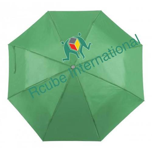 Blue Plain Umbrella, Size: Standard