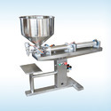 Semi Auto Honey Pickle Paste Packaging Machine