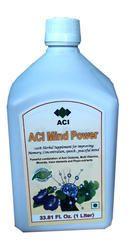 24 month Natural ACI Mind Power, Grade Standard: Food Grade, Packaging Type: Bottle