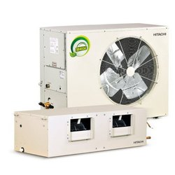 Hitachi Toushi Series 8.5TR R410A Single Circuit Ductable Air Conditioner