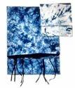 Tie Dye Cotton Shibori Duvet Cover Set