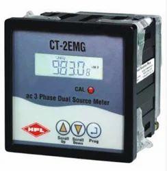HPL Dual Source E.B./DG kWh Meter