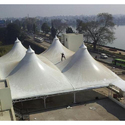 Modular Tensile Structure Tents