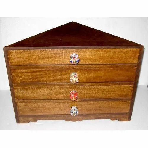 Plain Wooden Drawer