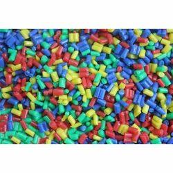 Natural PP Colored Granules, Packaging Type: Bag