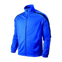 M And Xl Mens Blue Polyester Jacket