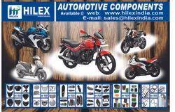 Hilex/super XL Head Light Assembly