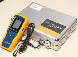 Digital Coating Thickness Gauge FNF Separate Probe PreciGauge PG1101